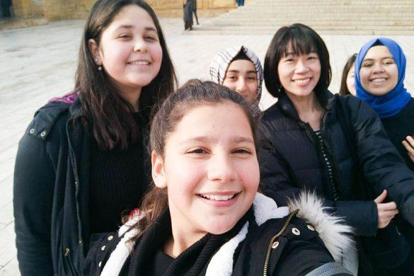 土耳其旅遊 阿塔圖爾克 - 凱末爾紀念館