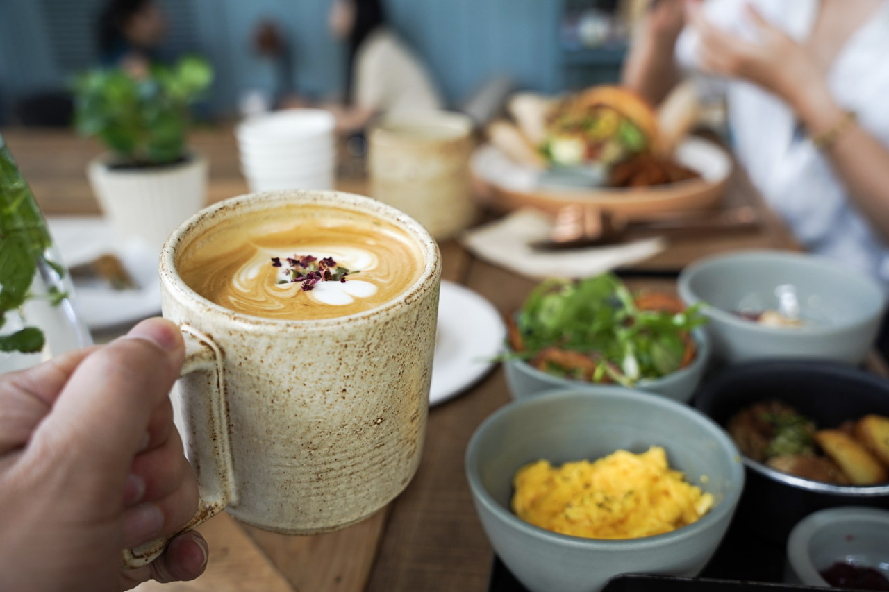 憲賣咖啡 熱河店SMILE COFFEE