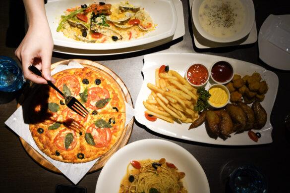 洋城義大利餐廳.平價連鎖義式料理