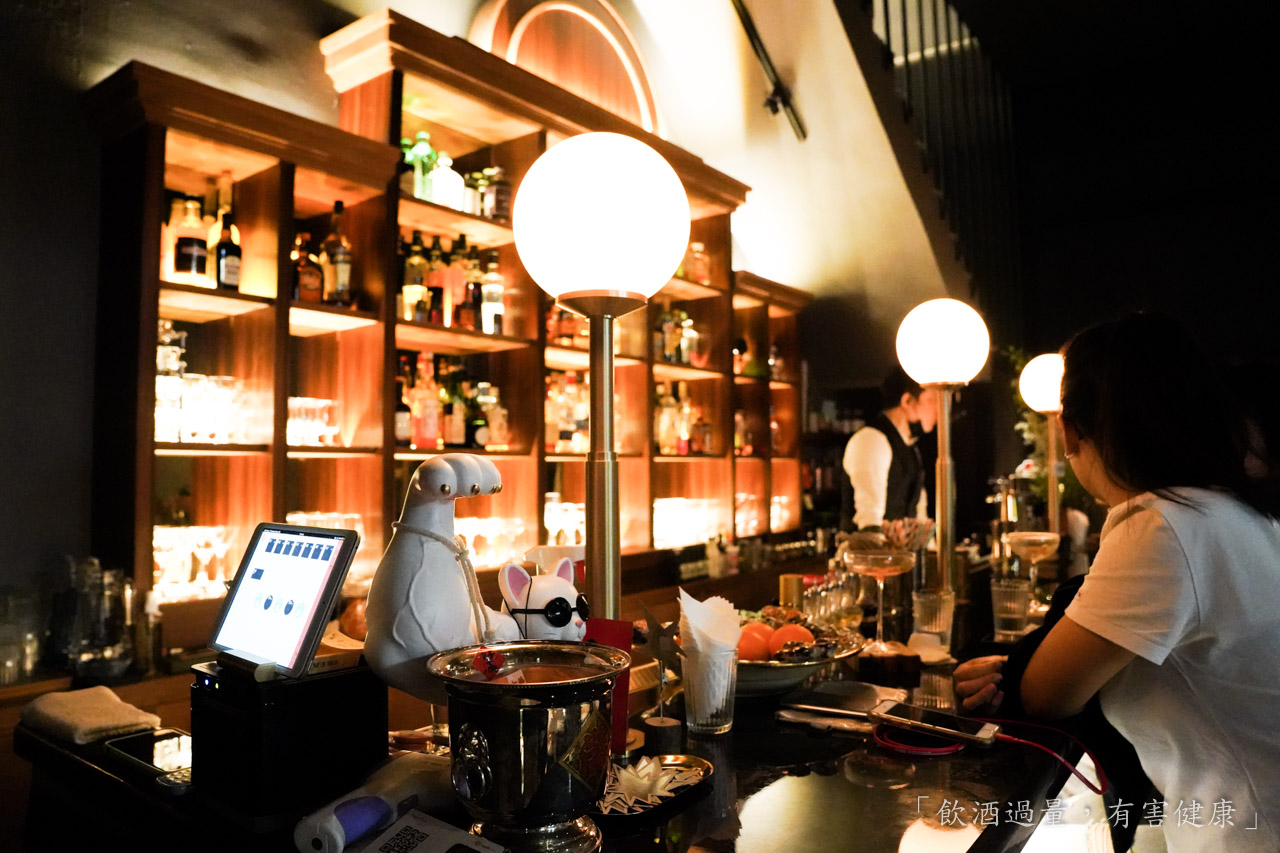 Funs Club六張犁餐酒館.咖啡調酒.冠軍調酒.精緻美食 大安區酒吧推薦