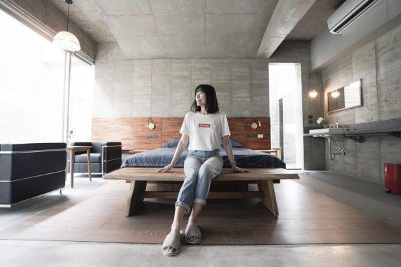 本來食藝空間民宿.花蓮壽豐住宿旅遊.探訪讓人讚嘆的現代清水模建築