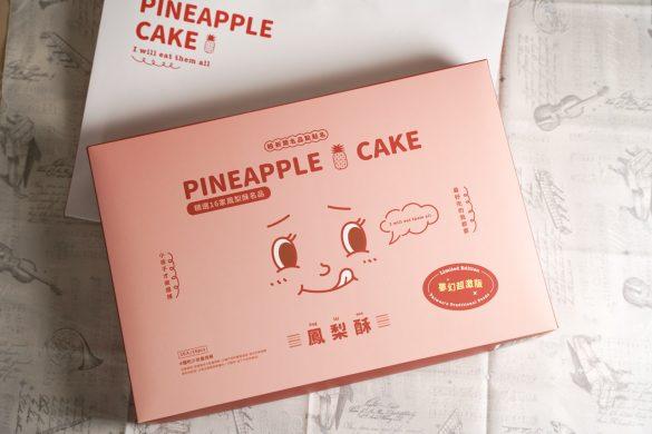 妞新聞鳳梨酥名品點點名,16間人氣鳳梨酥夢幻禮盒,推薦伴手禮就靠這一盒