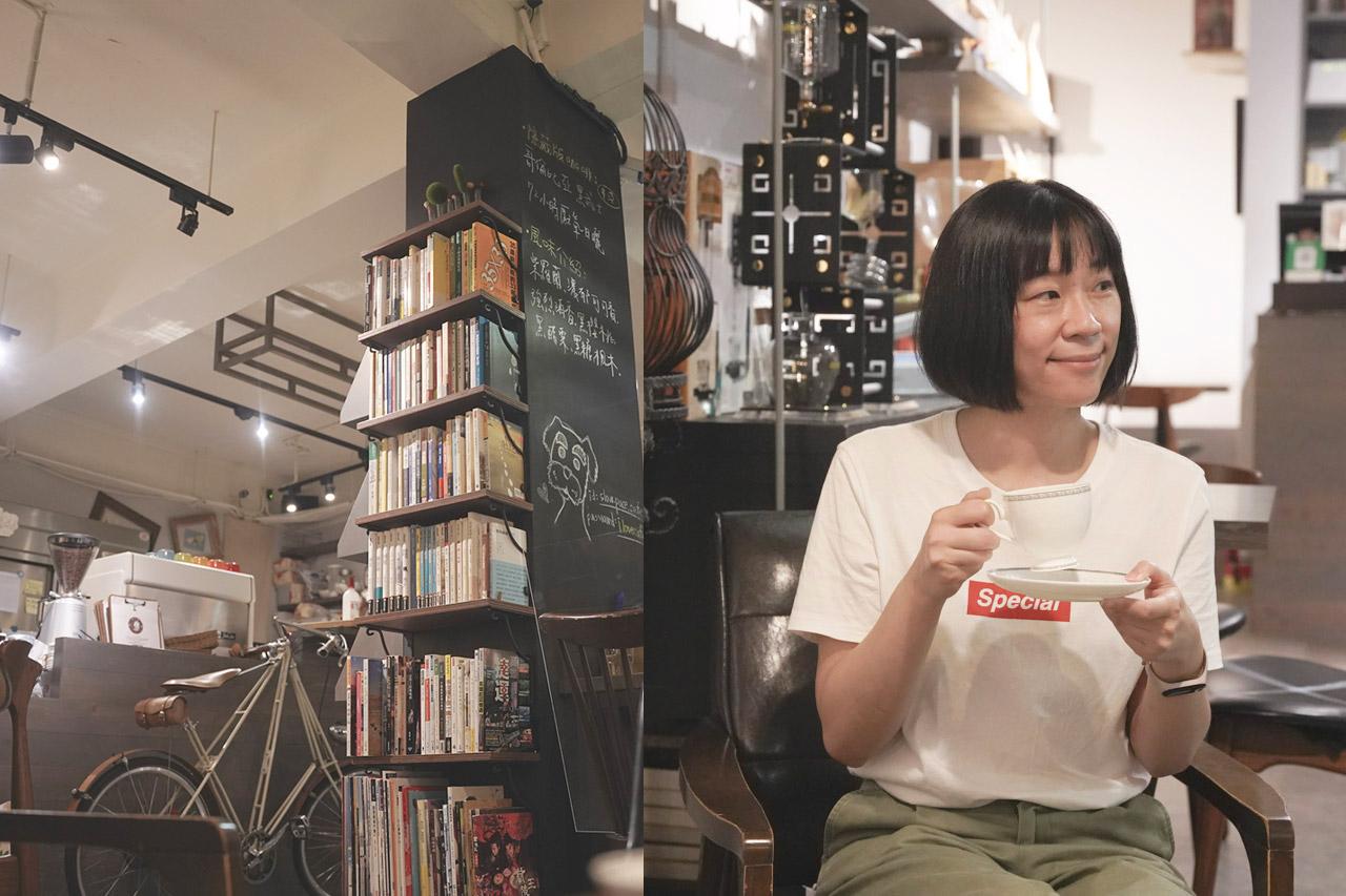 虹吸咖啡職人|慢步調咖啡館